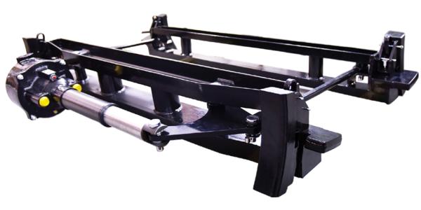 Bogie Brake System