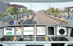2018 VR Simulator & Passenger Coach HVAC for Vande Bharat Express